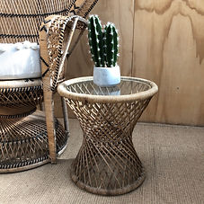 Small side table