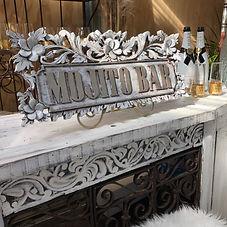 Mojito Bar Sign