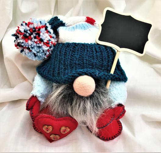 Nordic Gnome - Boris Blue
