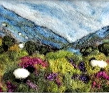 Highland Woolscape