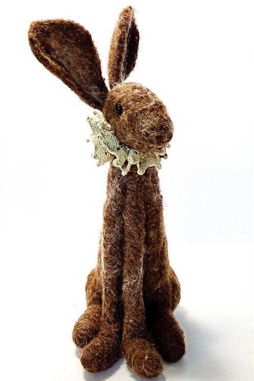 Posh Brown Hare