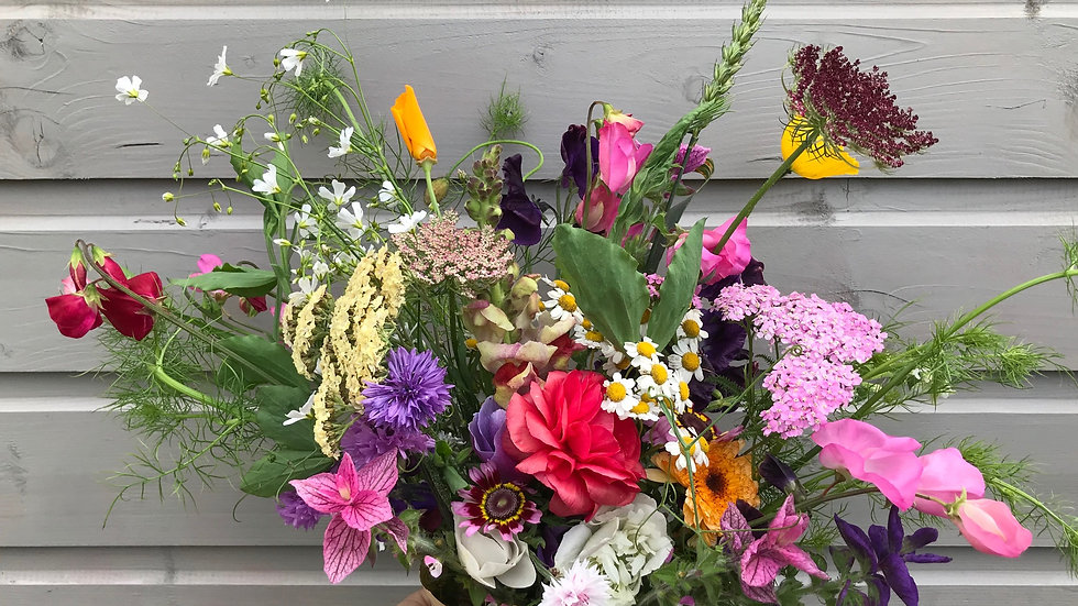 Wildflower Bunch - Delivery Tullamore area