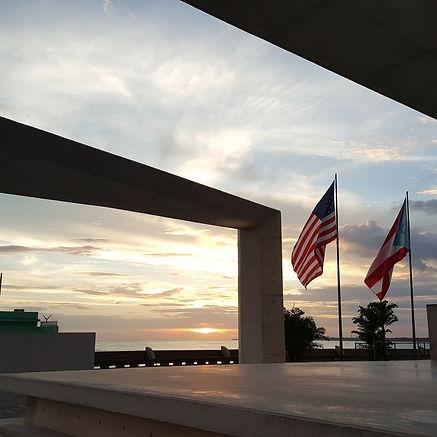 Tarima Malecón de Arroyo