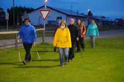 Turnerinnen Walking