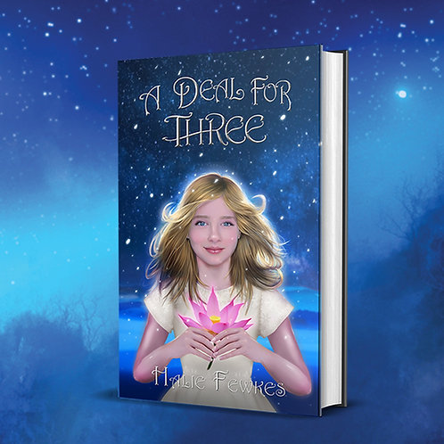 A Deal For Three (Book III Only) - Hardcover