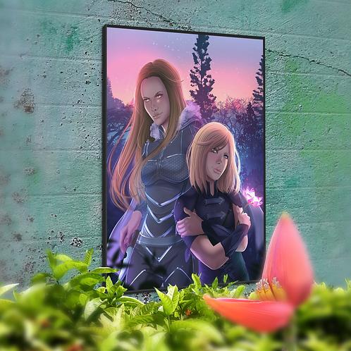 Allie and Ebby