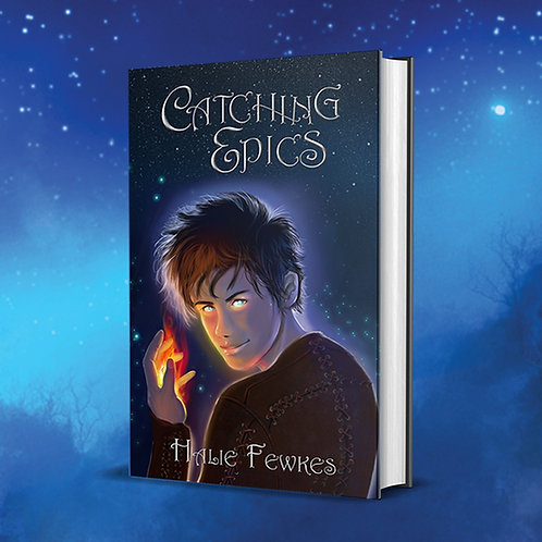Catching Epics (Book II Only) - Hardcover
