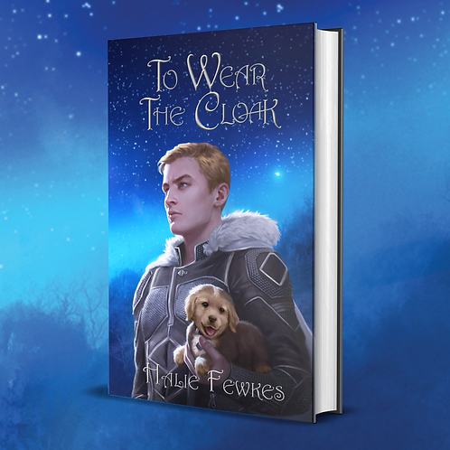 To Wear The Cloak - (Book Four Only) - Hardcover