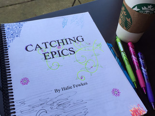 """The Editing of """"Catching Epics"""""""