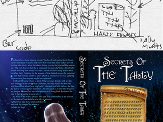 Creating Book Covers When You Suck at Art