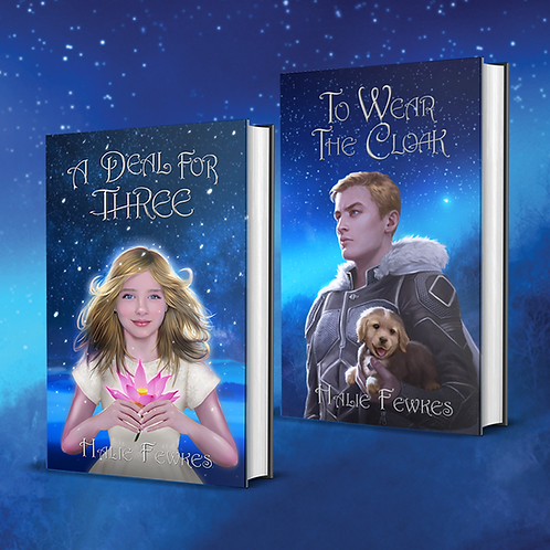 Two Book Bundle - (Book 3 and 4 in Hardcover)