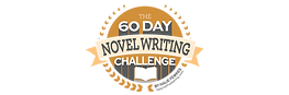 60 Day Novel Writing Challenge Logo Wide
