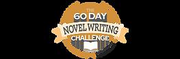 60 Day Novel Writing Challenge Logo Wide