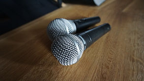 Unbeatable Records - mikrofony Shure