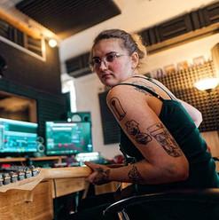 Dneska session s _1am_tessie 🎸__#studio
