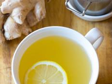 Ginger-Lemon Elixir — Nourishment For Your Body
