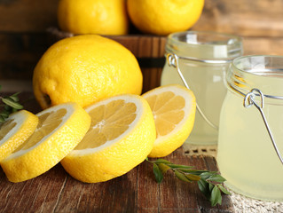 Benefits of lemon juice