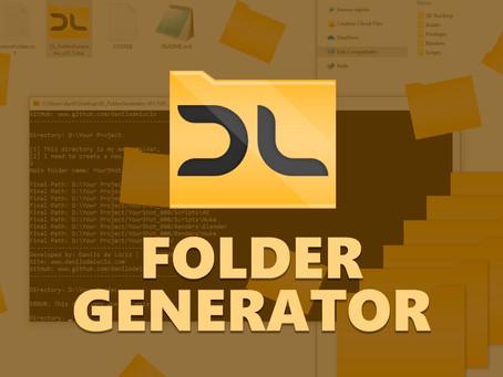 DL_FolderGenerator