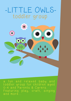 Little Owls Toddler Group