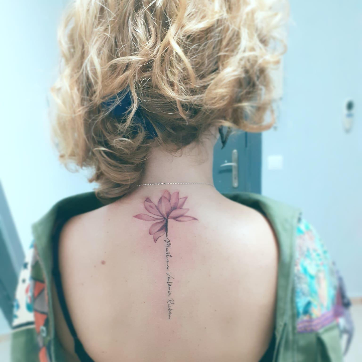 Tatuaje personalizado. (incluye seguro)