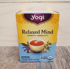 Yogi-Relaxed Mind
