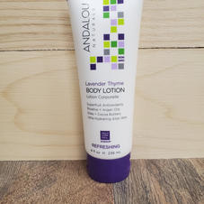 Andalou-Lavender and Thyme Body Lotion