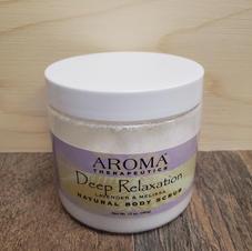 Aroma Theraputics-Deep Relaxation Body Scrub