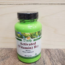 Daily Manufacturing-Activated Vitamin B12