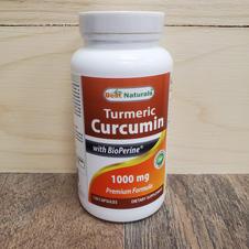 Best Naturals-Turmeric Curcumin
