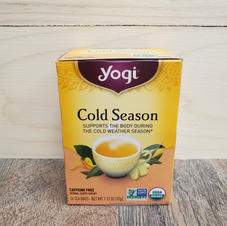 Yogi-Cold Season