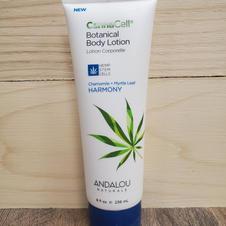 Andalou-Cannacell Botanical Body Lotion