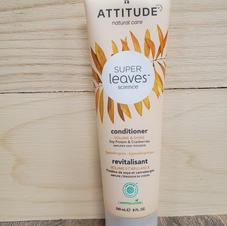 Attitude-Volume and Shine Conditioner