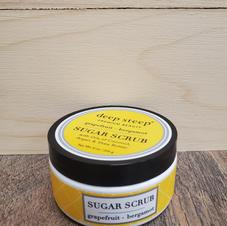 Deep Steep-Grapefruit Bergamot Sugar Scrub