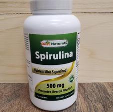 Best Naturals-Spirulina