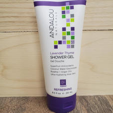 Andalou-Lavender and Thyme Shower Gel
