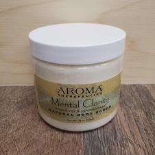 Aroma Theraputics-Mental Clarity Body Scrub