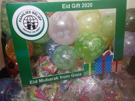 Smiles brought to life - Eid ul Fitr 2020