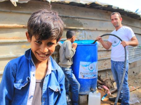 Palestine Water Distribution