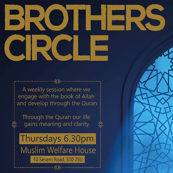 Brother Weekly Circle - Thursday