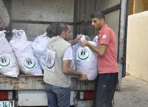 Cyclone Amphan - Emergency Food Packs