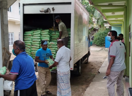 Ramadhan - Sri Lanka Food Distribution