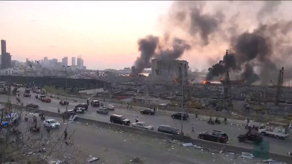 BeirutBlast-road.jpg