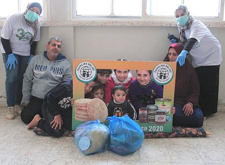 COVID19 - Gaza