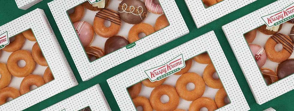 Eid Krispy Kreme! - SHEFFIELD/ROTHERHAM ONLY