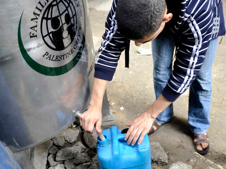 Gaza - Clean Water