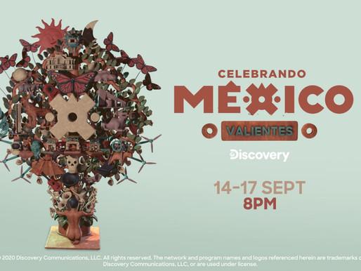"""CELEBRANDO MÉXICO"" CON DISCOVERY NETWORKS"