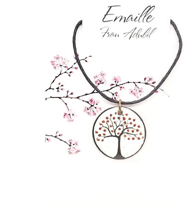 Emaille Kette
