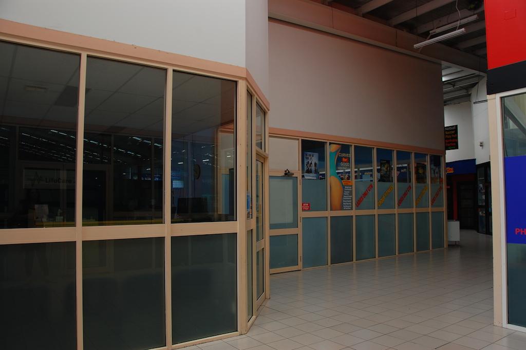 Westgate leisure centre, rave venue