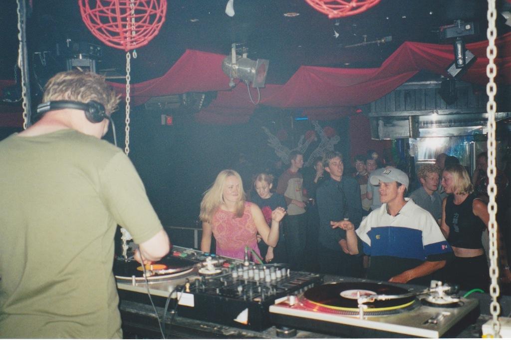 Bass station @ cbd nightclub