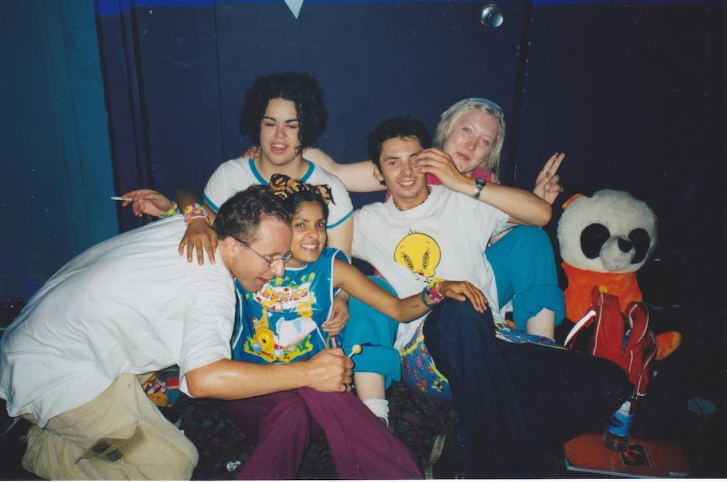 Ravers c. 2000